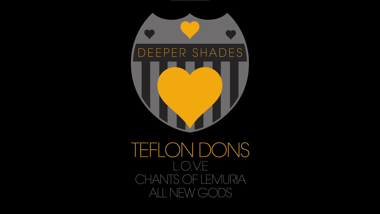 Teflon dons chants of lemuria deeper shades rec 90s for House music 90s list
