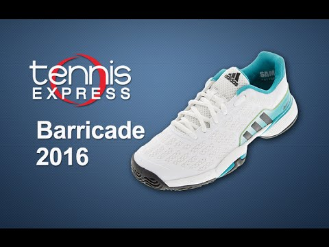 f8b2a489c36a adidas Barricade 2016 Shoe Review