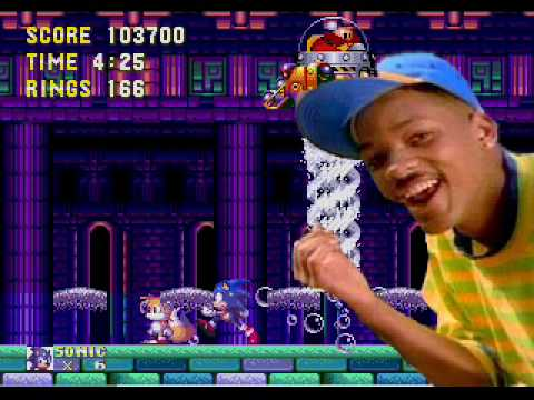 The Fresh Prince of Hydrocity Zone