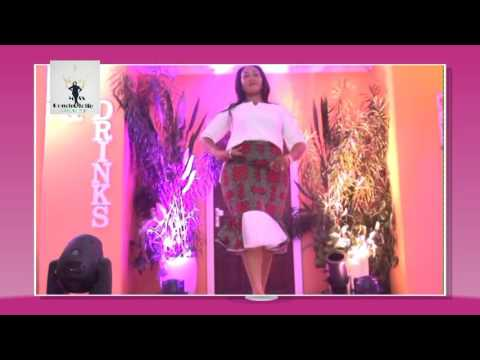 Election MISS RONDE GABON  2017 part 1