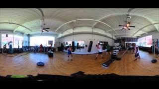 Newport Boxfit 360º