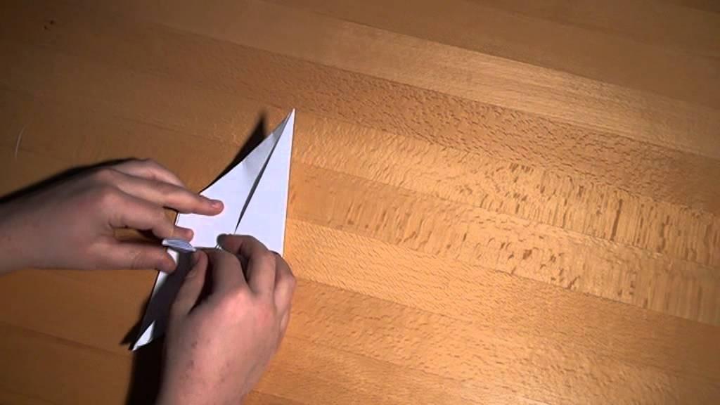 origami vogel falten anf nger youtube. Black Bedroom Furniture Sets. Home Design Ideas
