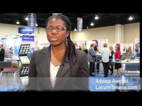 2016 ASA Staffing Law Conference, Adwoa Awotwi Interview