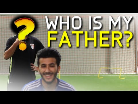 100K SUBS FATHER REVEAL - 1v1 CROSSBAR CHALLENGE PENALTIES & MORE