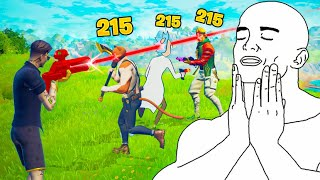 Fortnite Most SATISFYING Moments! #4