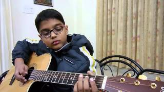 Lakdi Ki Kathi (Masoom) on Guitar by Vaibhav