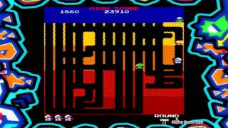 ARCADE GAME SERIES: DIG DUG - digging out the whole screen for a stupid trophy