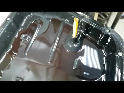 Тойота Королла 180. Замена жидкости в вариаторе с фильтром.