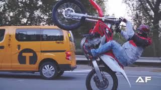 Rob $tone - Chill Bill ft. J.Davis - NYC BIKELIFE.