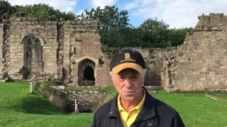 Spofforth Castle Dr Jimmy & Becky Pearce/Percy Heritage