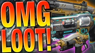 Age Of Triumph Vault Of Glass LOOT! - Exotic Fatebringer - Exotic Vision Of Confluence - VOG Loot