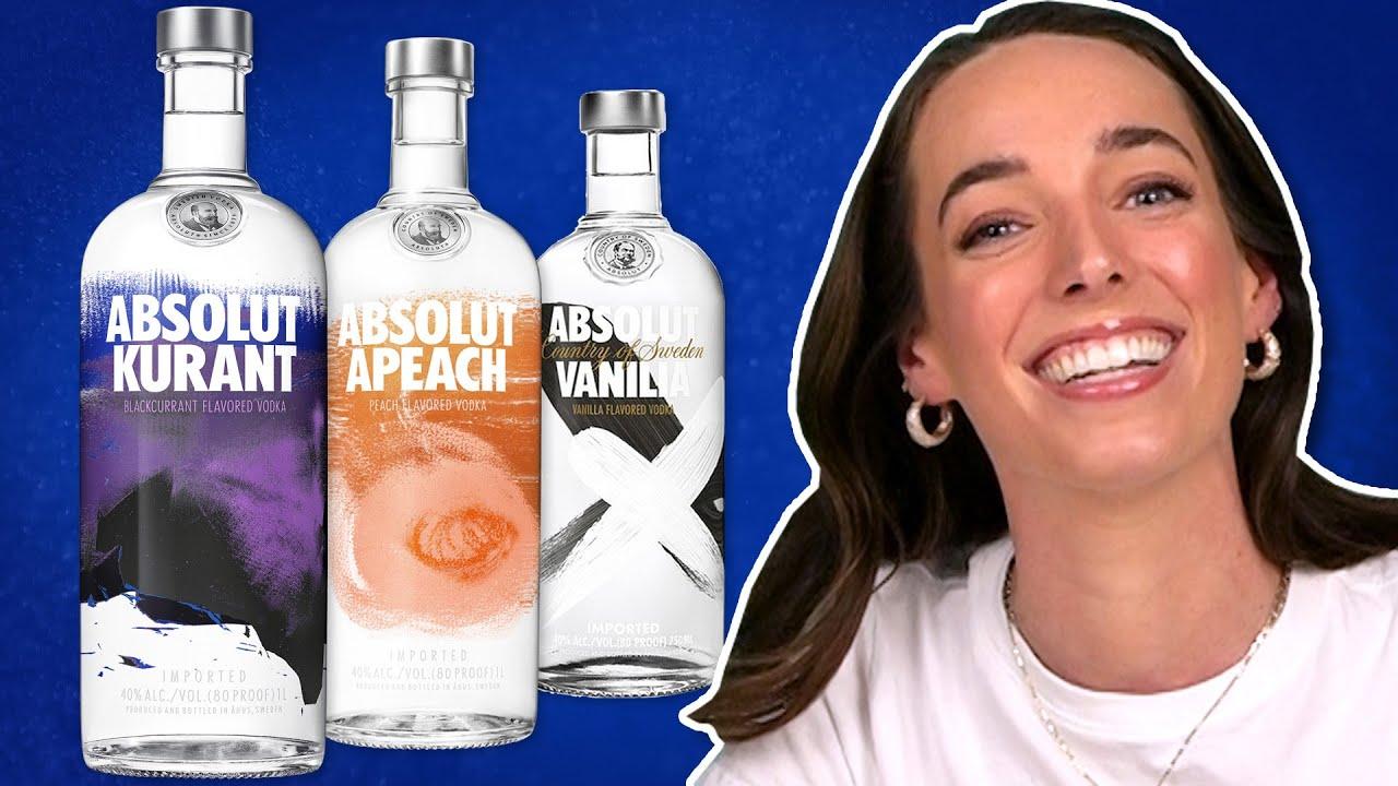 Irish People Try Absolut Vodka