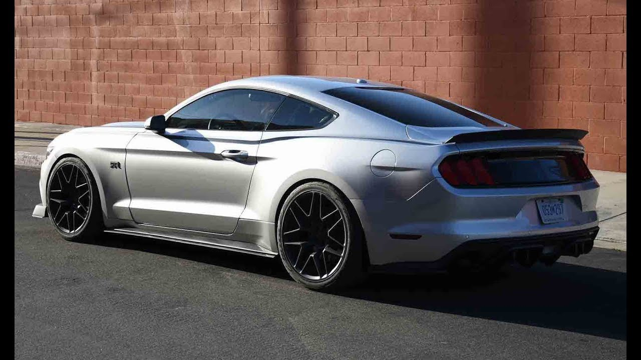 460 hp 2017 rtr mustang gt