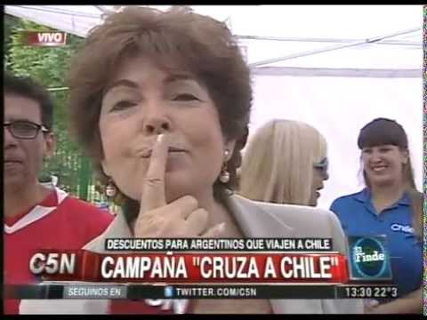 C5N - TURISMO: CAMPAÑA CRUZAR A CHILE (PARTE 2)