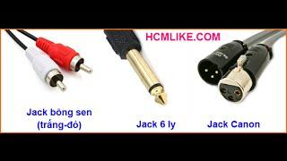 HCMLIKE Channel - Tự chế dây tín hiệu âm thanh chất lượng