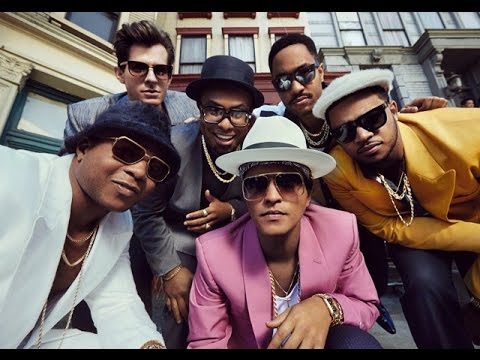 Uptown Funk (Clean Version) - Mark Ronson ft. Bruno Mars ~ radio edit