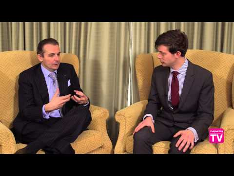 Stuart Evers, CSO at Türk Telekom International, talks to CapacityTV