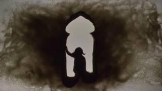 OVERLEVEN (zandkunstfragment uit het massaspektakel Trudo en Amélia)