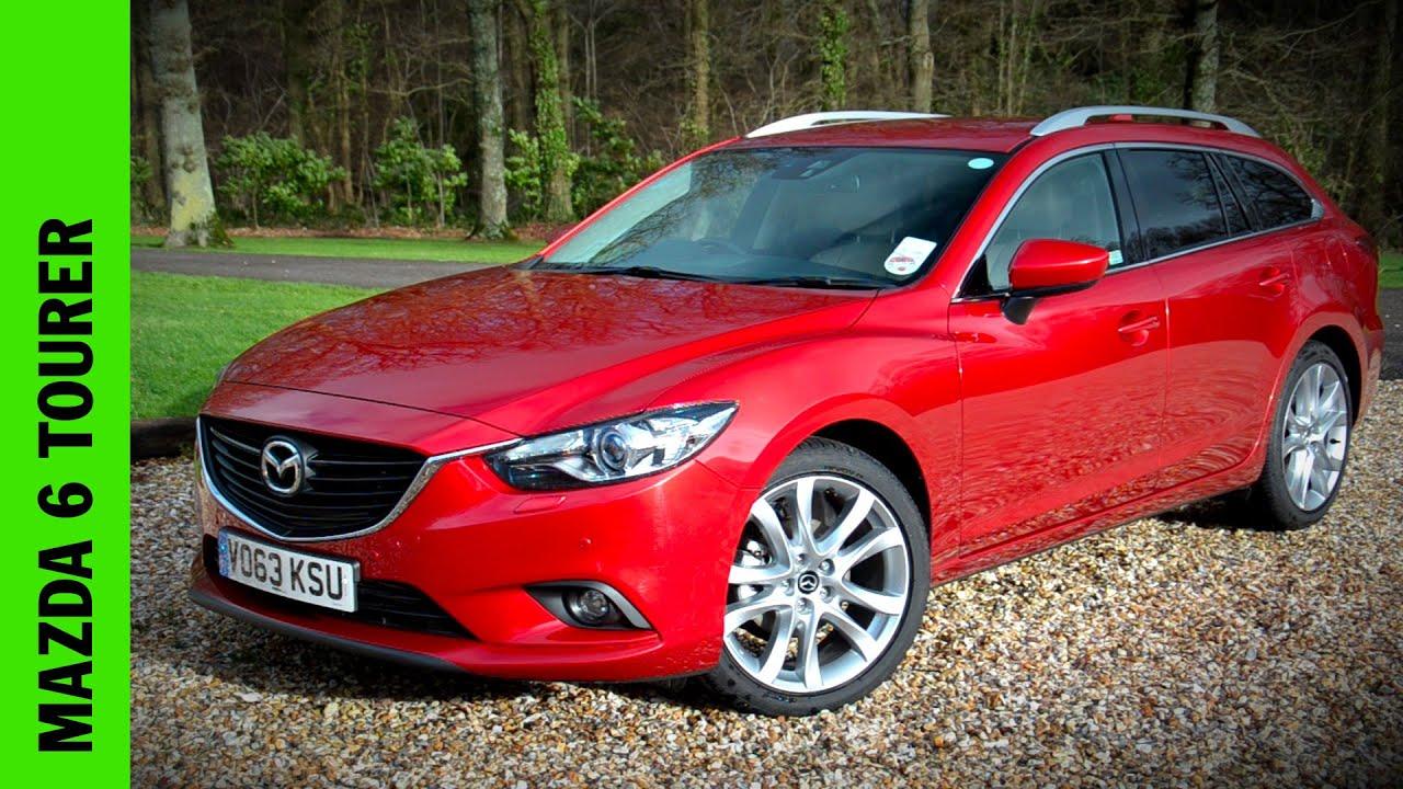 Mazda 6 Tourer Review