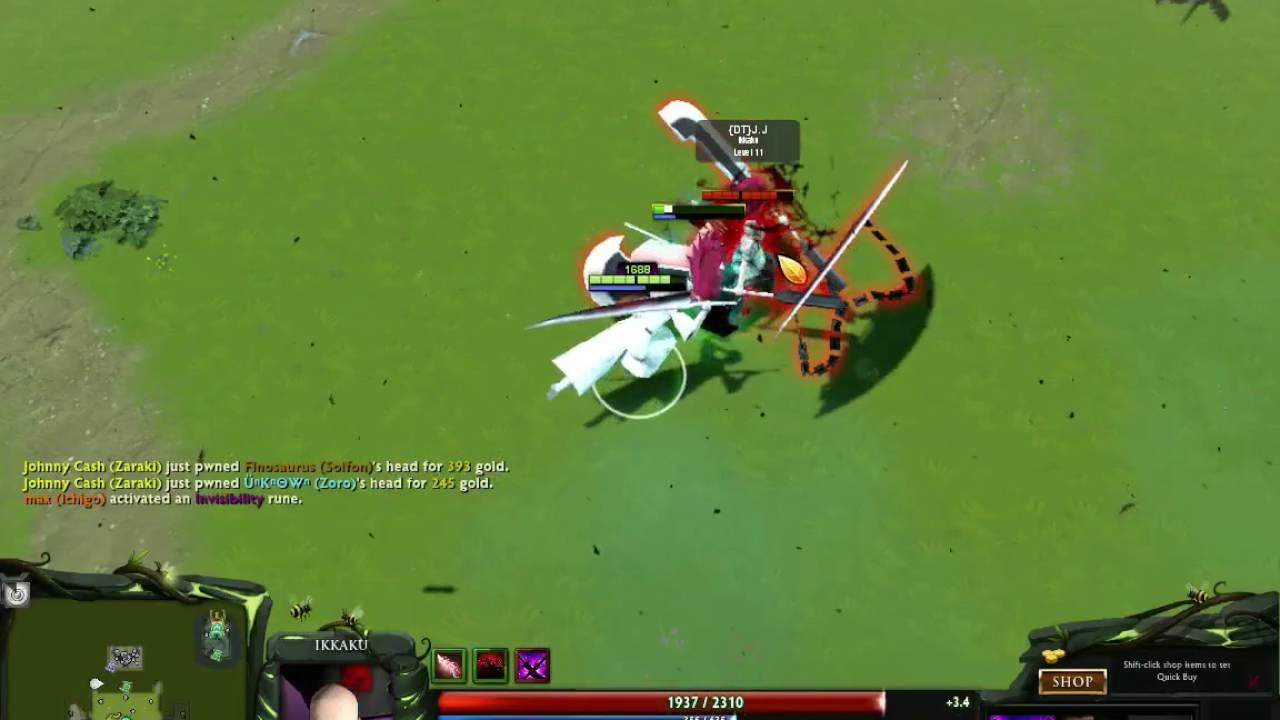 Superb [PC] Dota 2   Custom Map : Bleach Vs One Piece Reborn