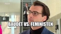 Feministen woest op Thierry Baudet