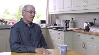 Living with incontinence: Paul's story
