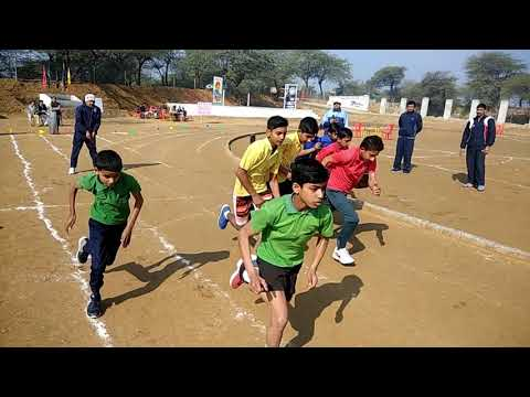 Aryans Model School || Annual Athletic Meet