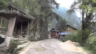 Langde: Small Miao Village in Guizhou, China 2/2 貴州のミャオ族の村 郎徳村2