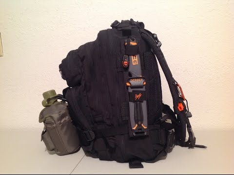 "ASRGear.com ""Catalyst"" Bag - Pre made Bug Out Bag"