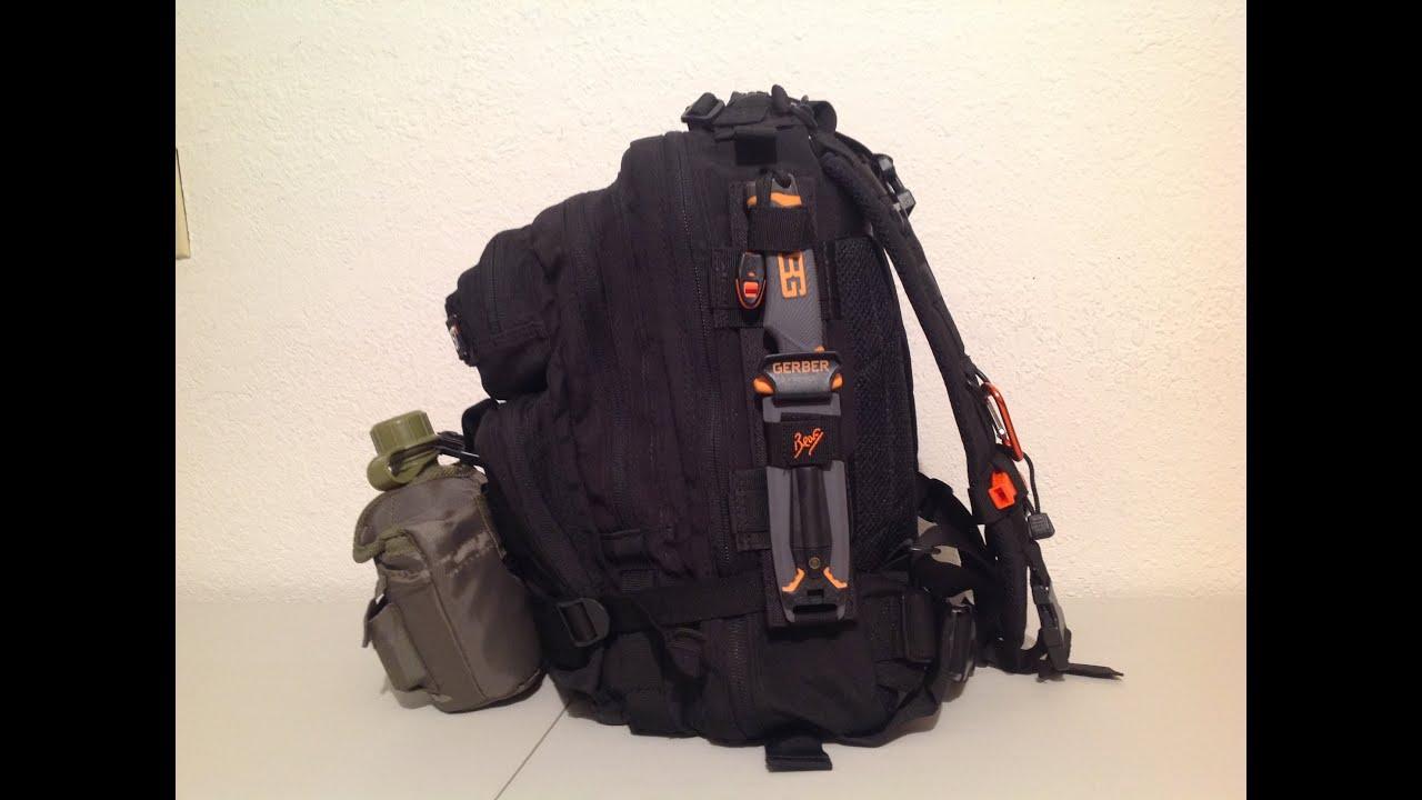 ASRGear.com u002639;Catalystu002639; Bag  Pre made Bug Out Bag  Doovi