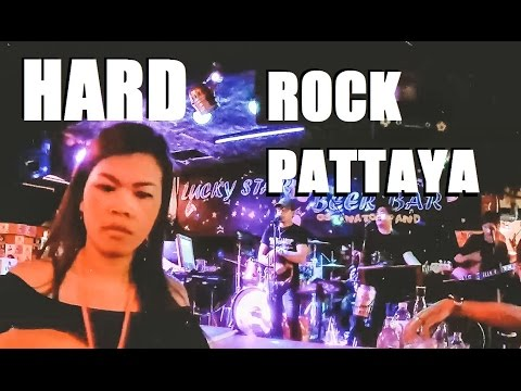 PATTAYA HARD ROCK MUSIC live cover bands in Thailand.