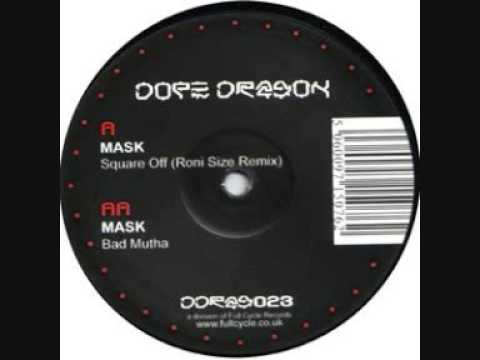 Mask - Square Off (Roni Size Remix) / Bad Mutha