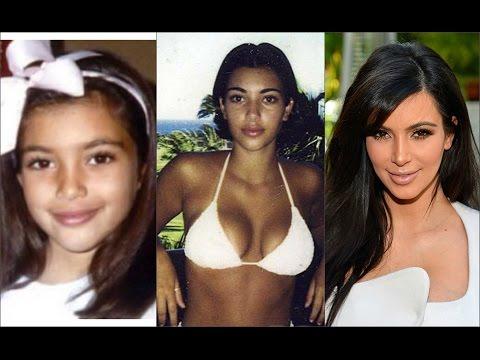 Kim Kardashian : A life in pictures
