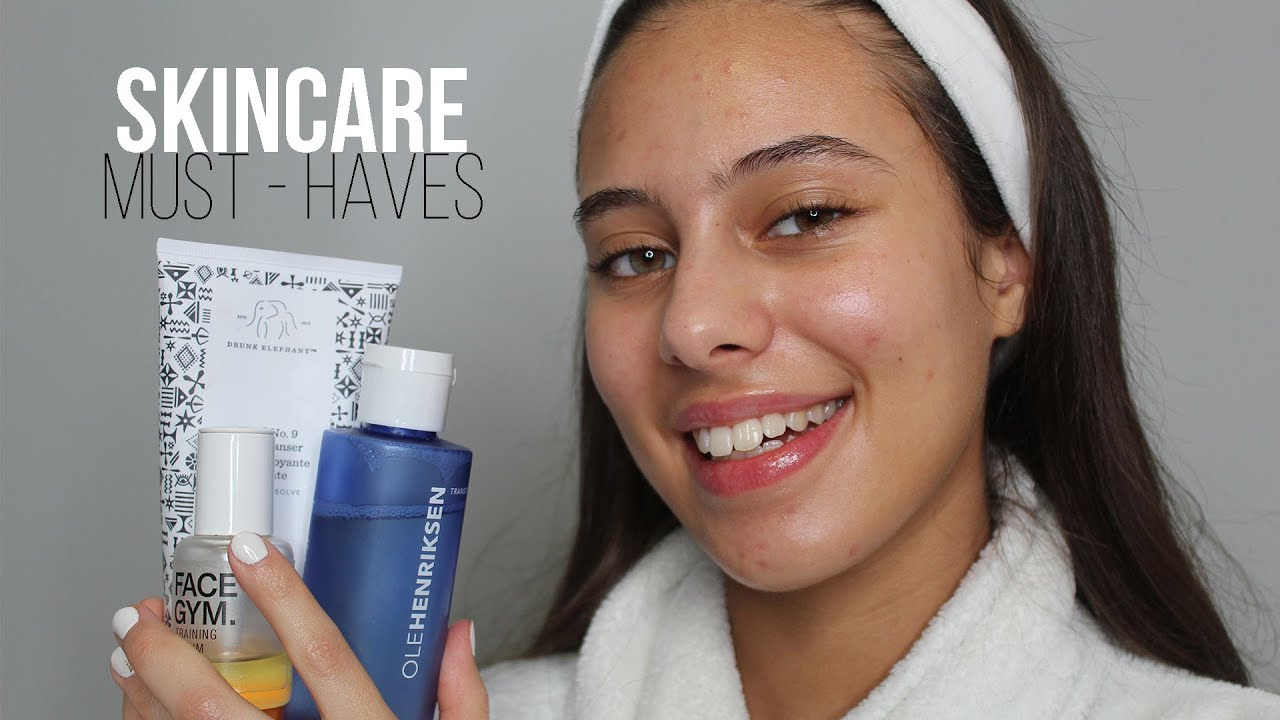 SKINCARE MUST-HAVES | Jessicvpimentel