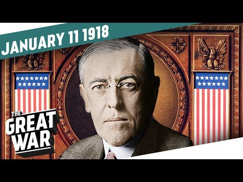 Woodrow Wilson's Fourteen Points I THE GREAT WAR WEEK 181