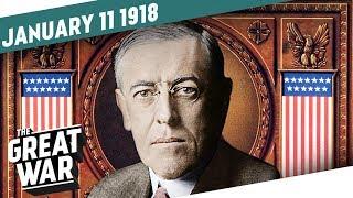 Woodrow Wilson's Fourteen Points I THE GREAT WAR WEEK 181