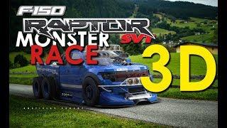 |3D Modeling| Ford F-150 Raptor |RACING TRUCK|