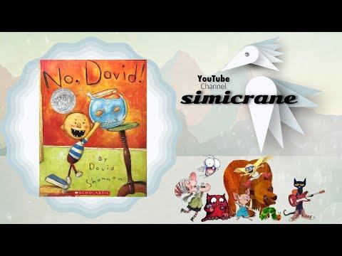 No, David! by David Shannon | Books Read Aloud