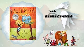 No, David! by David Shannon | Books Read Aloud thumbnail