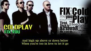COLDPLAY & LIRIK - 5 Lagu Terbaik Coldplay dan Lirik Versi Cover