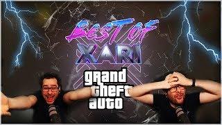 BEST-OF XARI HORS SÉRIE : JE ME FAIS DÉTRUIRE SUR GTA !