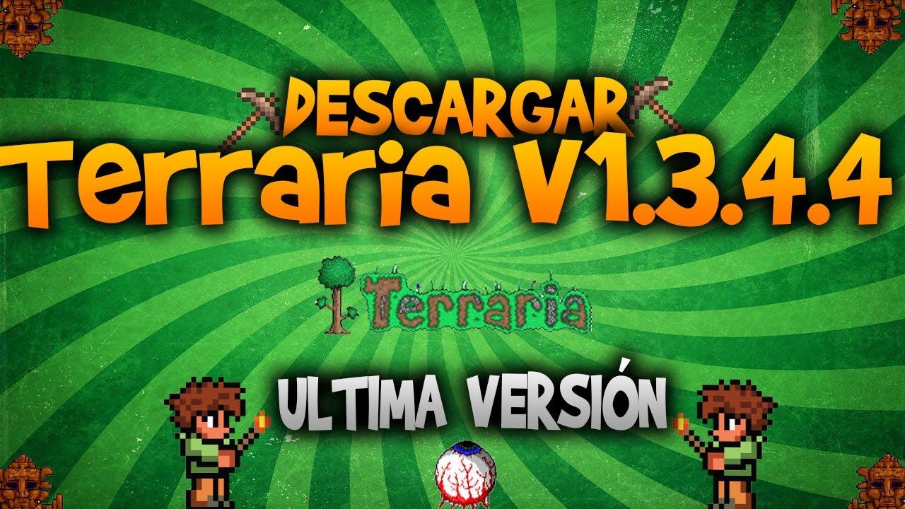DESCARGAR TERRARIA 1.3.5.3 para PC FULL 2020😱 [DESCARGA e