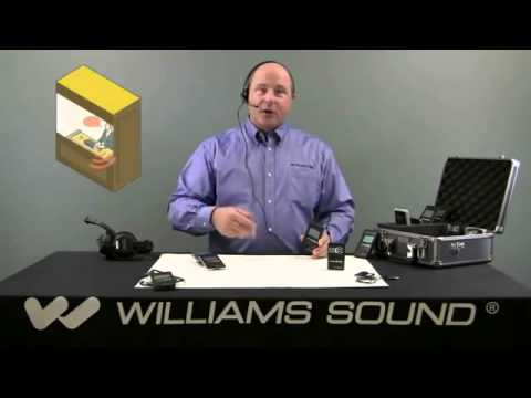 Williams Sound Simultaneous Interpretation System