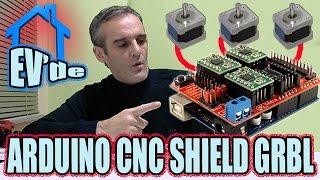 vuclip Arduino Cnc Shield Grbl Kurulum ve Ayarlar