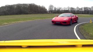 Fabulous Three Driving Thrill Driving Experience Day from Red Letter Days
