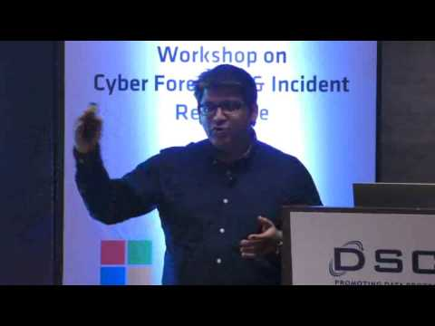 Workshop on Cyber Forensics & Incident Response