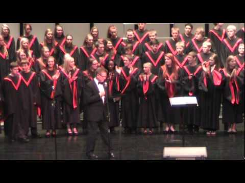 Brandon Valley High School Spring Choral Concert May 8, 2014 - Concert Choir
