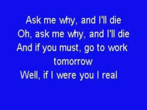 Still Ill (The Smiths) karaoke