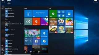 uninstall Belarc Advisor on Windows 10 Creators Update