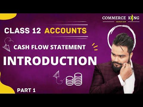 #114, class 12 accounts ( Cashflow statement : introduction)
